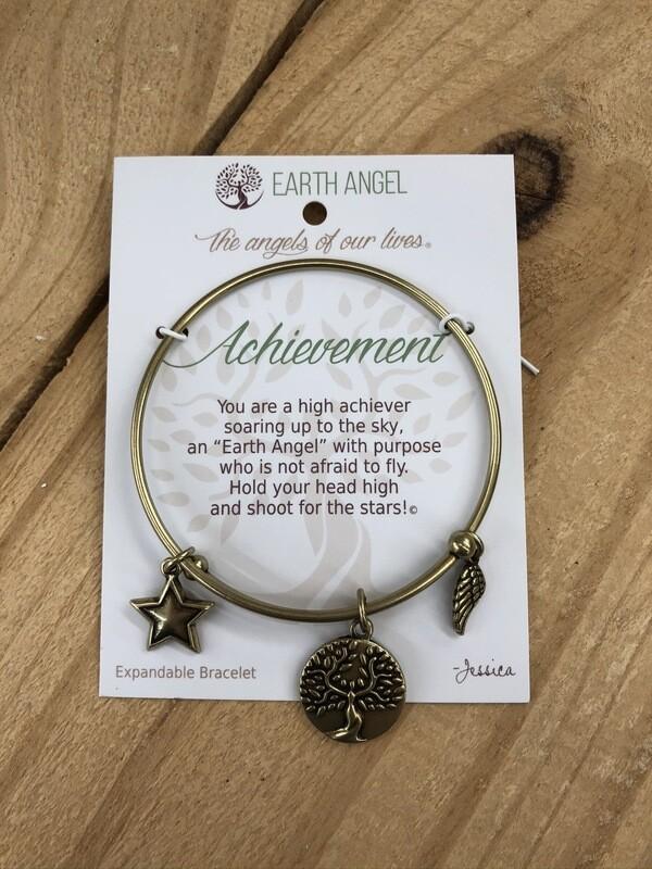 Achievement Bracelet Brass
