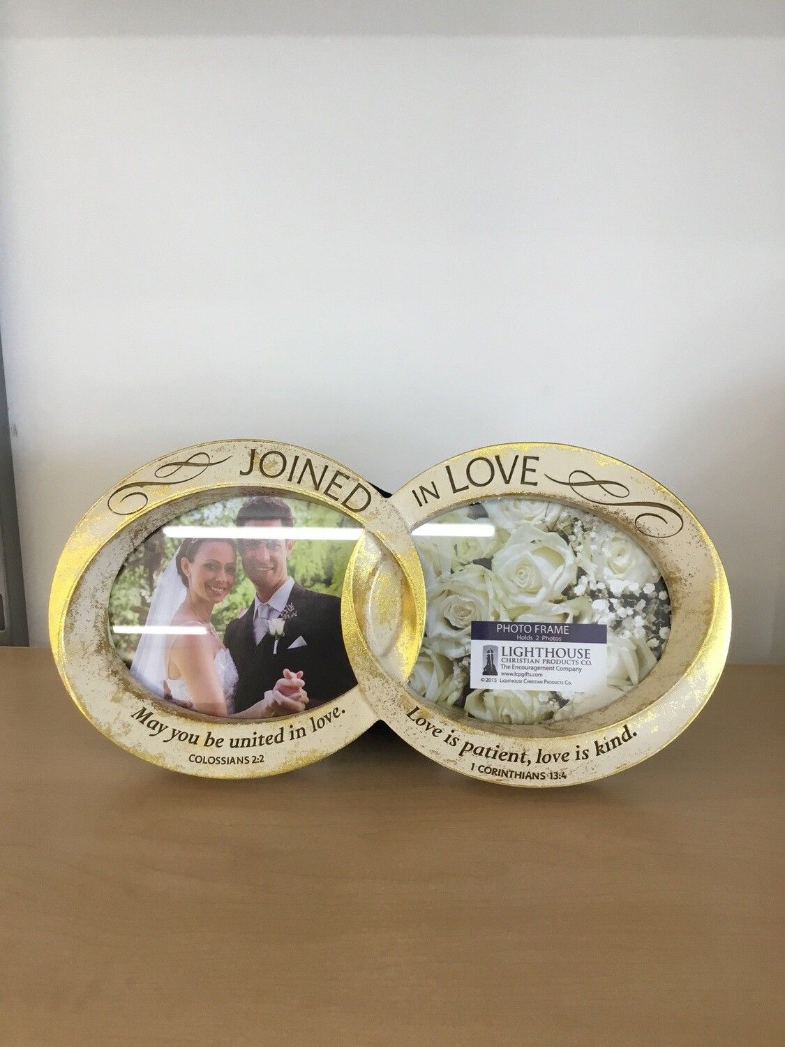 Joined In Love Ring Frame