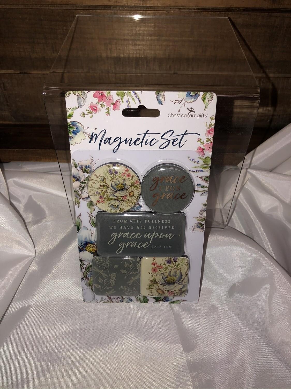 Grace upon Grace Magnetic Set