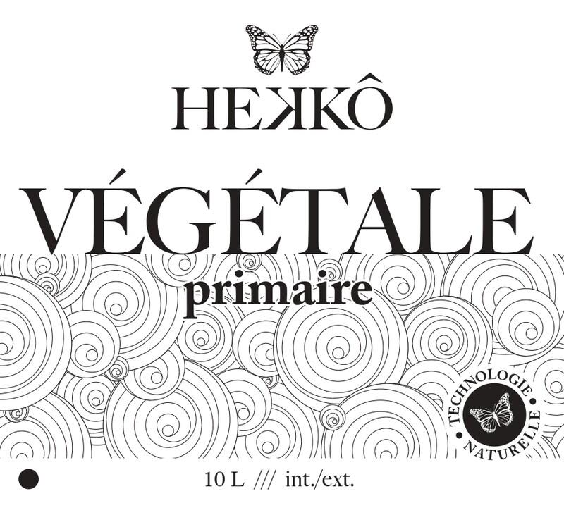 PRIMAIRE VEGETAL - 10 Lt