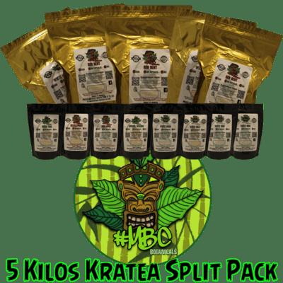 5 Kilo Kratea Split Pack