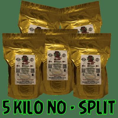 5 Kilos (5 Non Split Kilos)