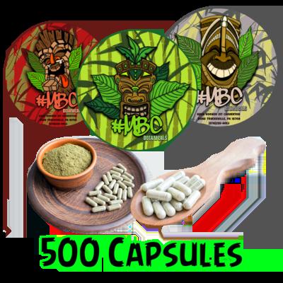 500 Capsules