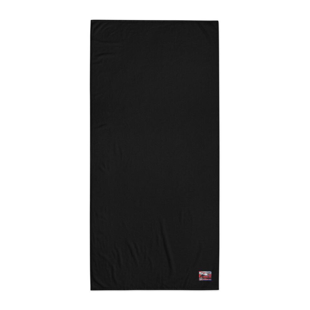 Oversized Turkish cotton towel