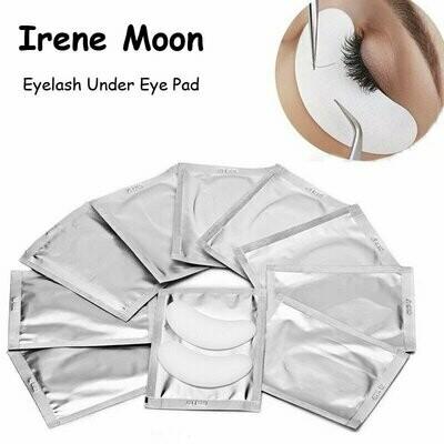 Korean Eyelash Extension Application Lint Free Eye Patch Anti-wrinkle Nourishing Eye Pads Whitening Patches 25-100 pairs