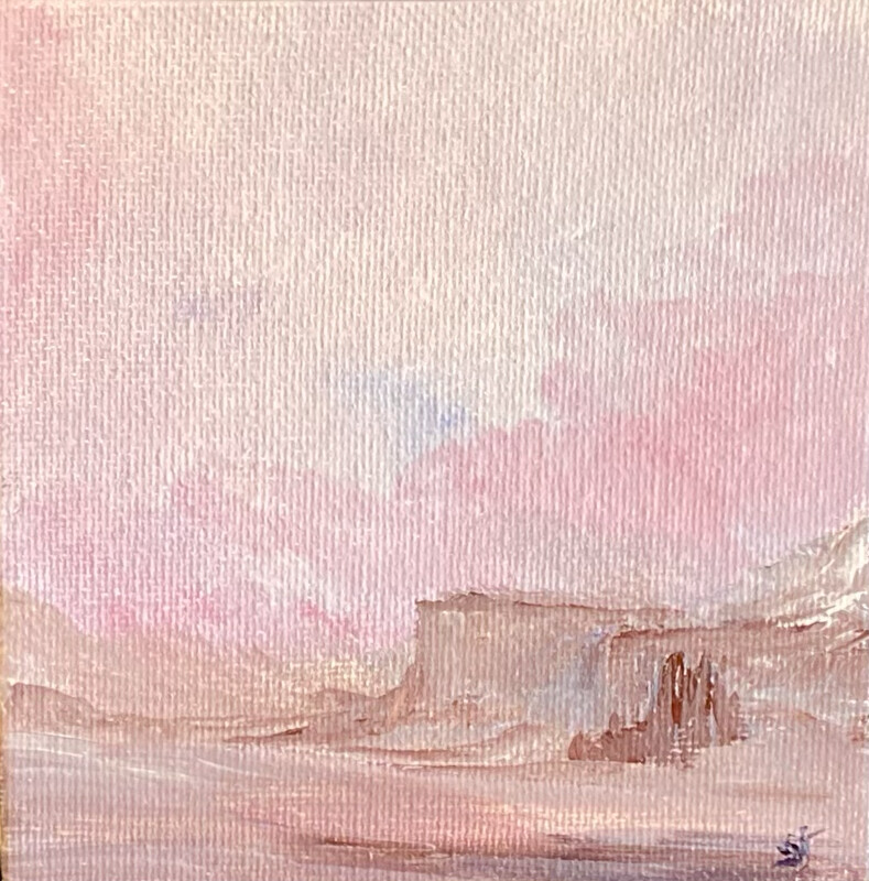 Distant Desert