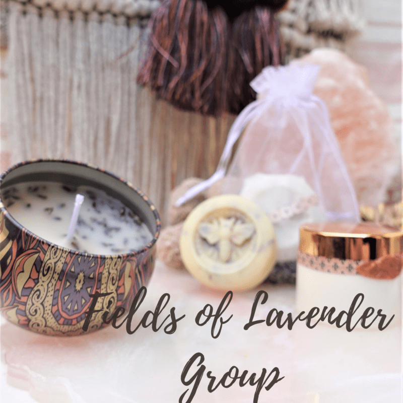 Fields Of Lavender Group!