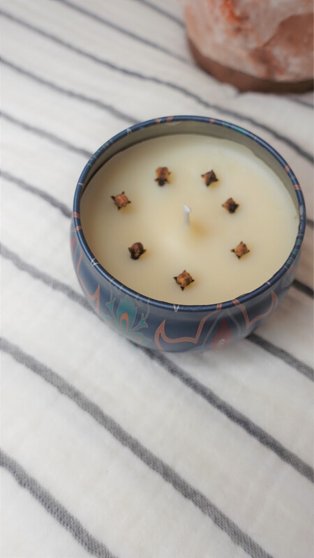 Cinnamon + Cloves Candle