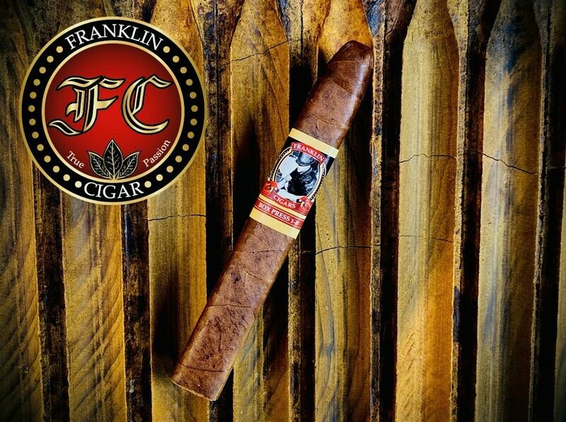 F. CIGARS BOX PRESS 1-B HABANO