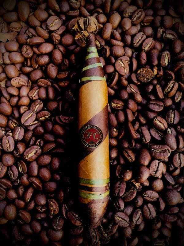 Franklin's MiniMe Cigar