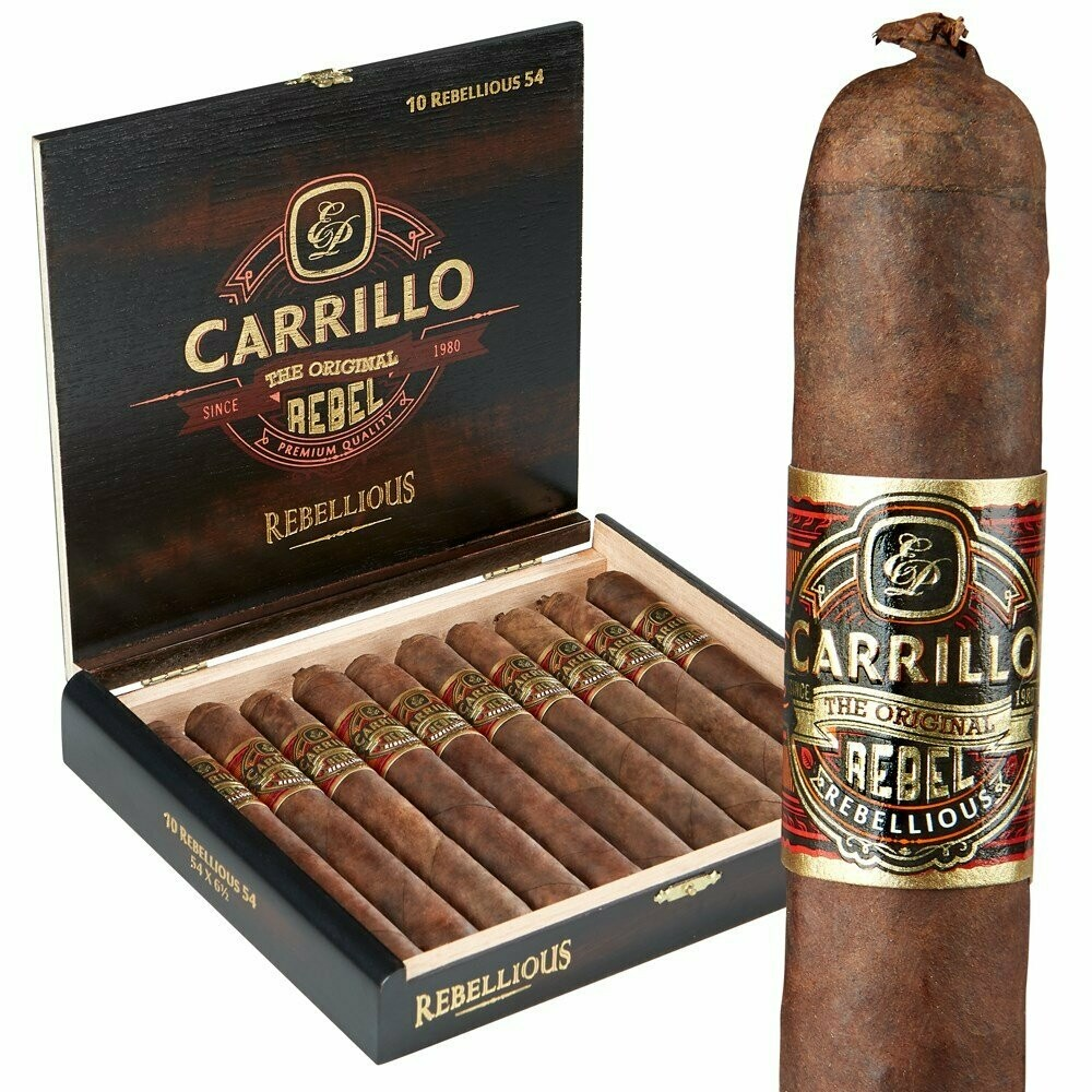 EP Carrillo Original Rebel Rebellious 56