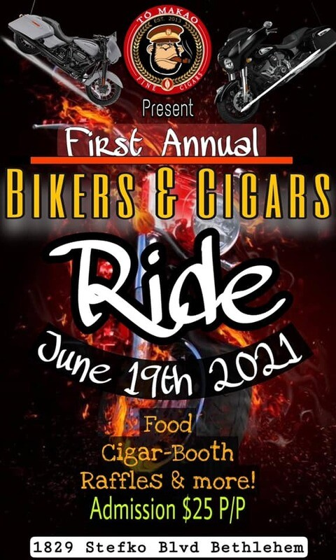-Admission- (Bikers & Cigars Ride Event)