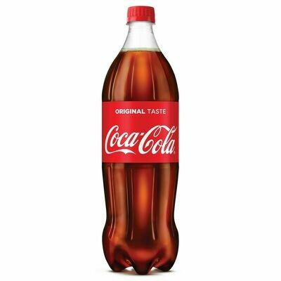 Coca-cola bouteille 1.25L