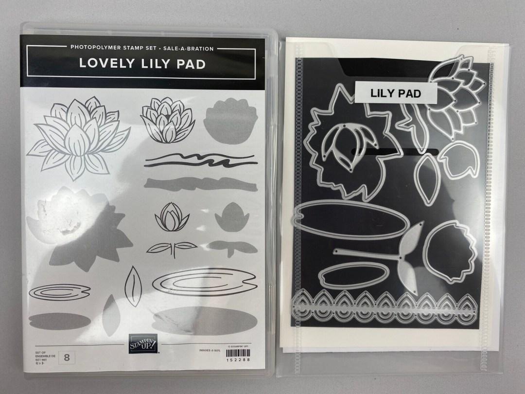 Lovely Lily Pad Bundle