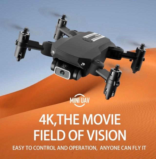FLYCAM Mini Drone 4K HD Camera