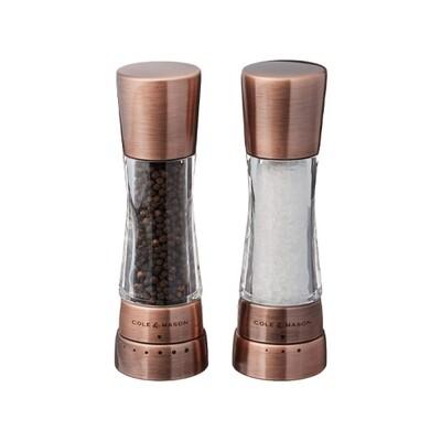 Cole & Mason - Salt & Pepper Mill Copper