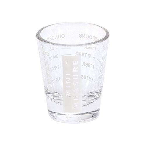 Mini Measure White 1 Ounce Measuring Cup