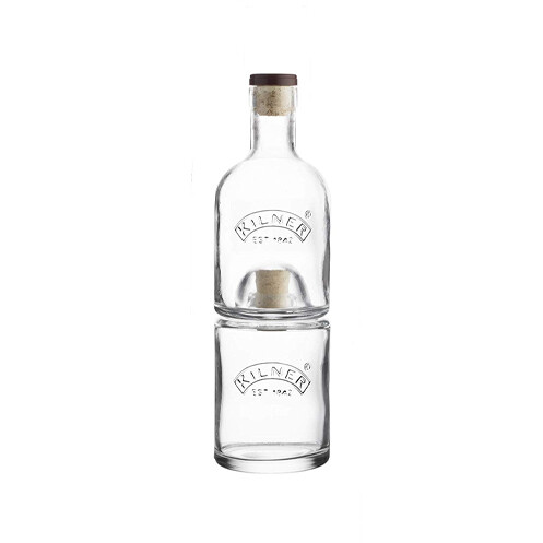 Kilner Stackable Bottles - Set of 2