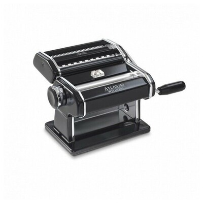 Atlas 150 Pasta Machine Black