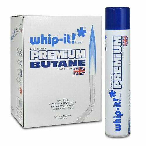 Whip-it! Premium Butane