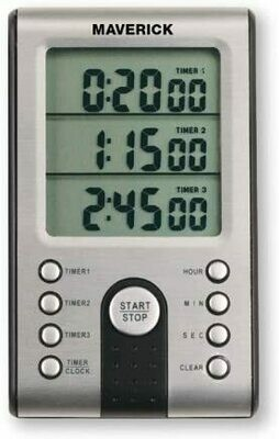 Maverick Professional Digital 3 Line Timer