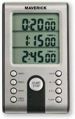 Maverick Professional Digital 3 Line Timer