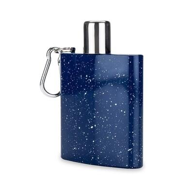 Foster & Rye Enamel Carabiner Flask