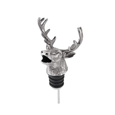 Foster & Rye Stag Stopper and Pourer