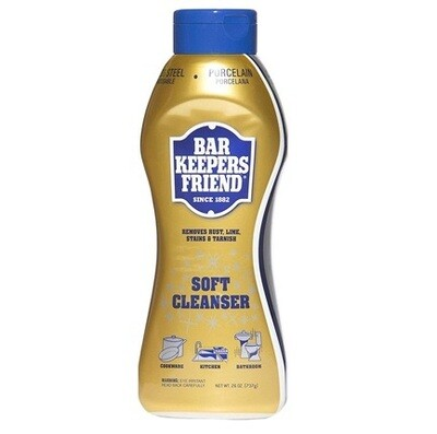 Bar Keepers Friend Soft Liquid Cleanser - 26oz