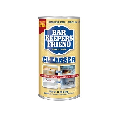 Bar Keepers Friend - Powdered Kitchen Cleanser