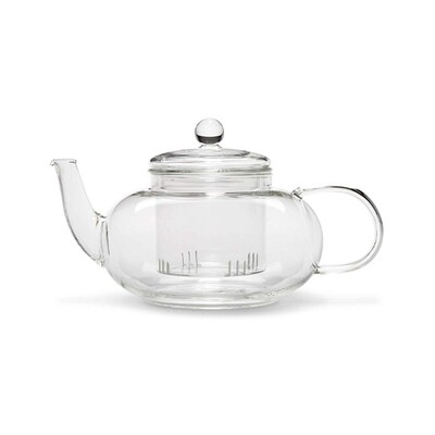 Primula Glass Daisy Teapot with Tea Infuser