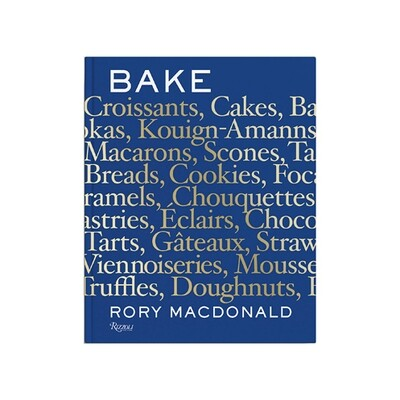 Bake - Cookbook