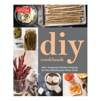 D-I-Y Cookbook