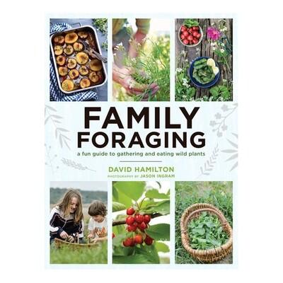 Family Foraging - by David Hamilton