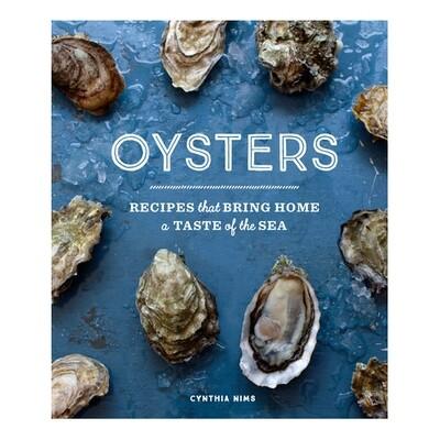 Oysters - by Cynthia Nims