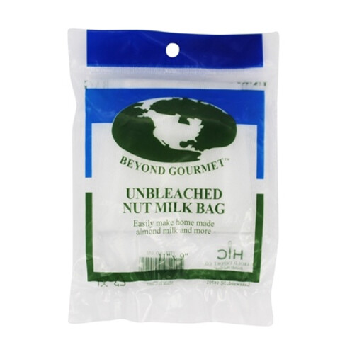 Unbleached Nut Milk Bag