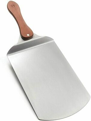 Stainless Steel Pizza Peel with Rosewood Handle