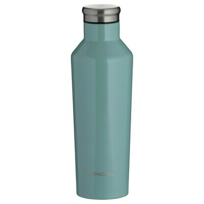 Double Walled Bottle - Teal Blue