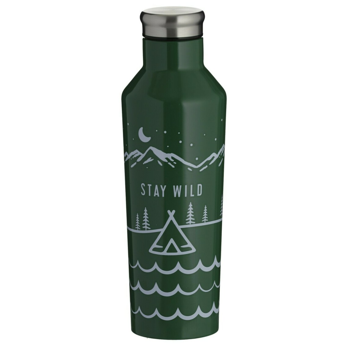 Double Walled Bottle - Stay Wild