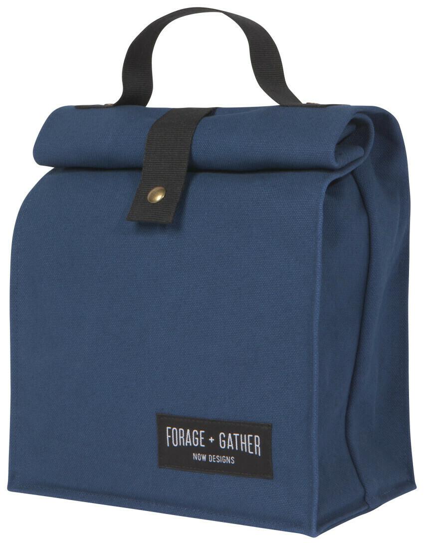 Forage + Gather Lunch Bag - Blue