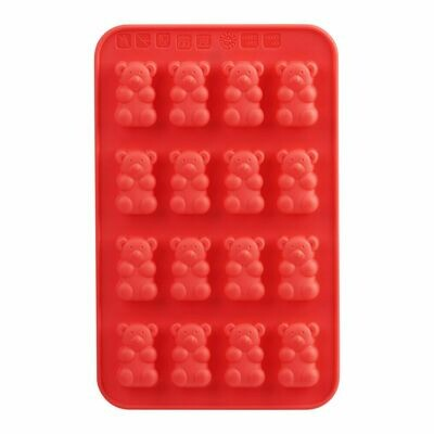 Trudeau Silicone Molds: Pack of 2 - Bears
