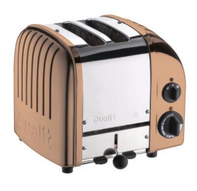 Dualit Classic NewGen 2-Slot Toaster - Copper