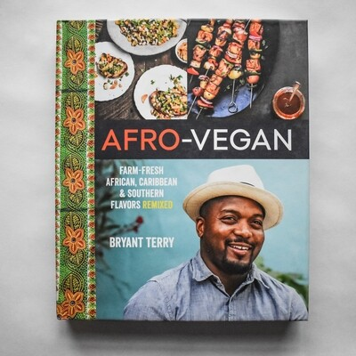 Afro-Vegan - by Bryant Terry