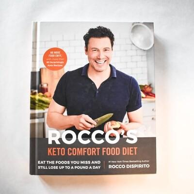 Rocco's Keto Comfort Food Diet - by Rocco DiSpirito