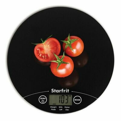 Starfrit Circular Electronic Kitchen Scale
