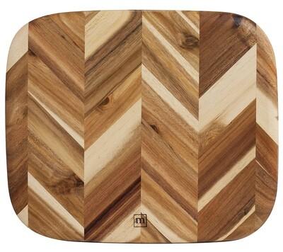 Madeira Herringbone Cutting Board Acacia