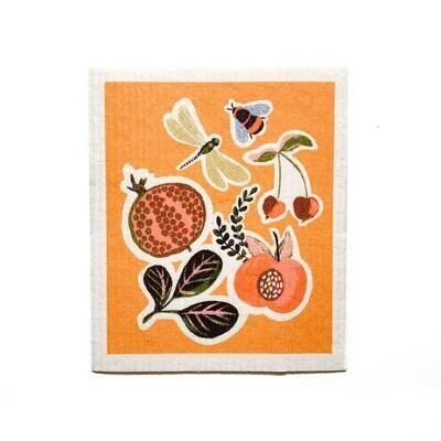 Compostable Dishcloth - Vallila Frutti