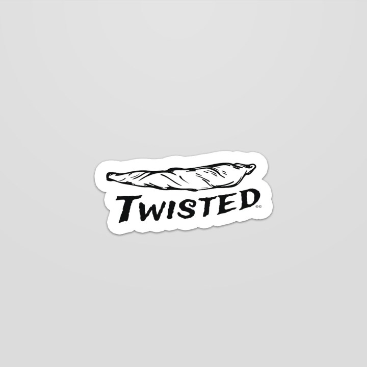 Twisted Joint Sticker