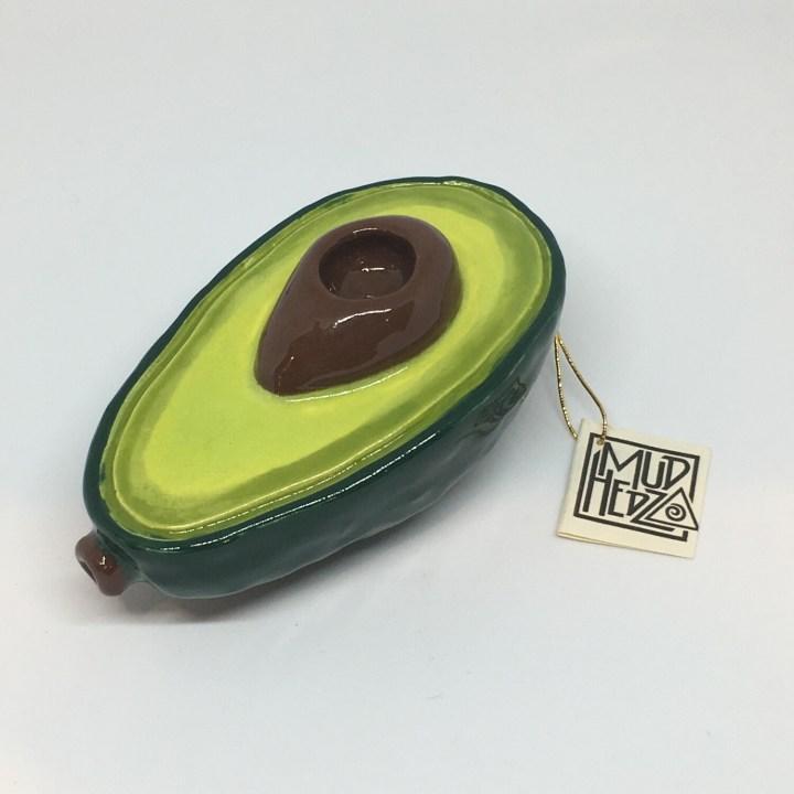 Avocado Pipe Ceramic