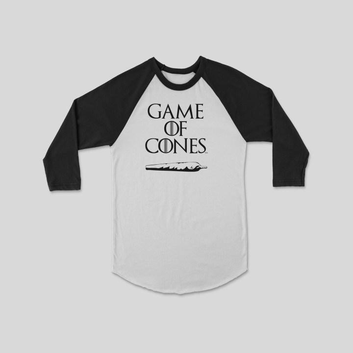 Game of Cones Raglan Sleeve